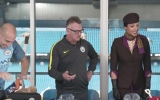 Photo: Etihad Airways teamed up with Manchester City for the ultimate challenge