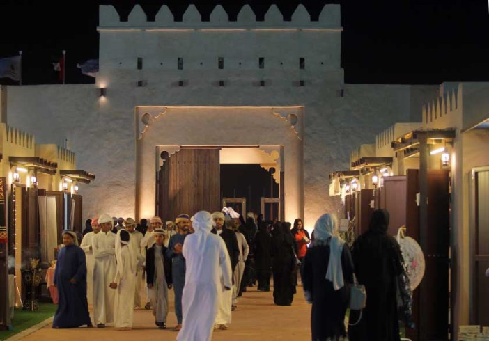One hundred new shops open in Al Dhafra Festival Souq