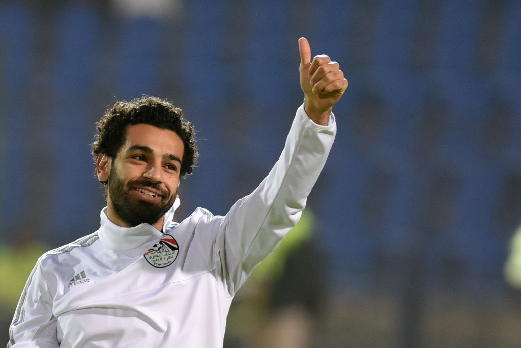 buy online 638e3 36a9a Salah goals take Egypt to 2018 World Cup - Emirates24|7