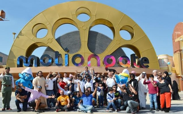 Dubai Parks and Resorts kick starts the year of giving with the 'Amazing Convoy'