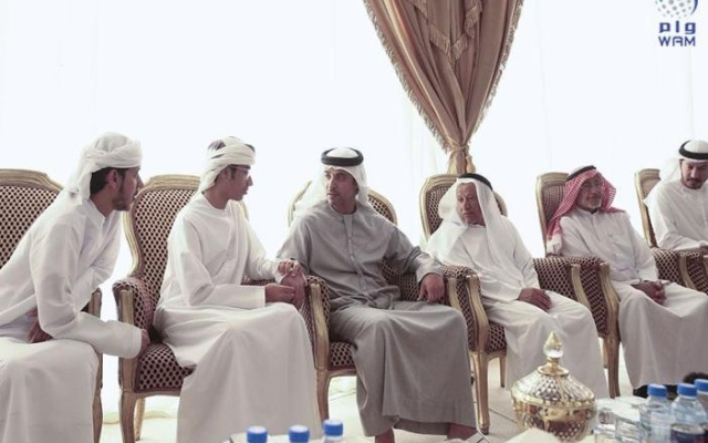 Martyrs' families setting an example for nation: Hazza bin Zayed