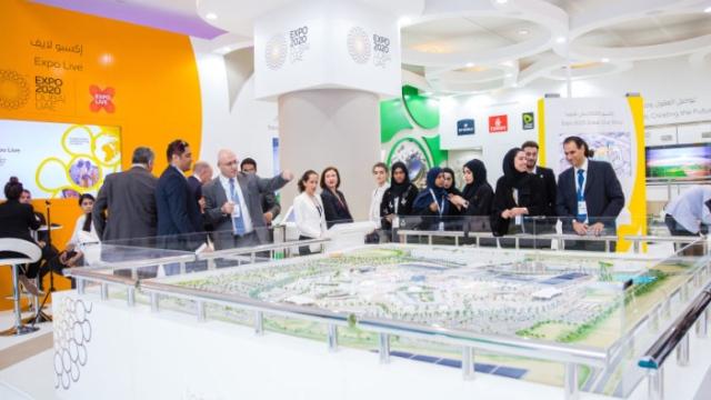 Expo 2020 Dubai takes part in ADSW