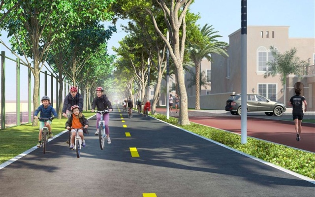 Nakheel invests Dh150m to create 105km cycle tracks across Dubai