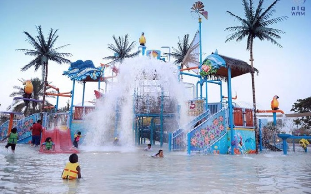 Construction of second phase of expansion at Al Montazah Waterpark begins