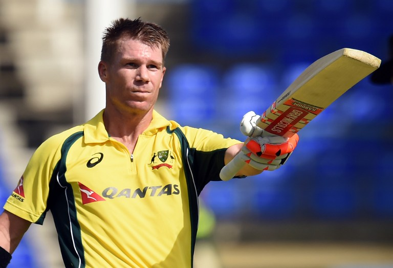 Hot shot Warner happy to rest for tough India test - Sports ...