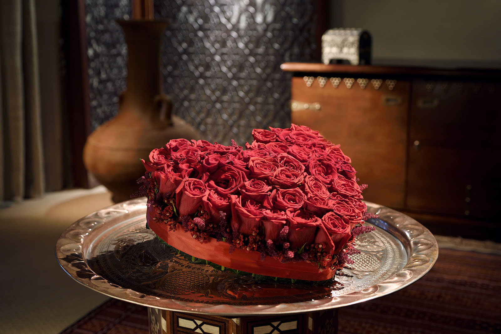 Valentine 39 s day dinner deals at the palace downtown dubai for Romantic hotels for valentine s day