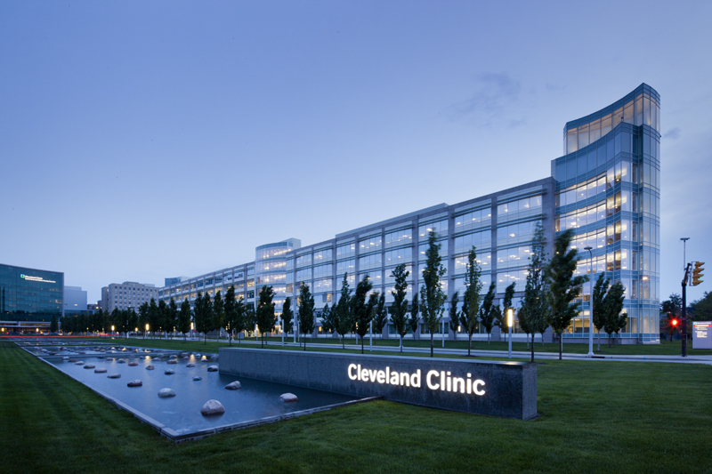 TOP CLINICS IN THE US
