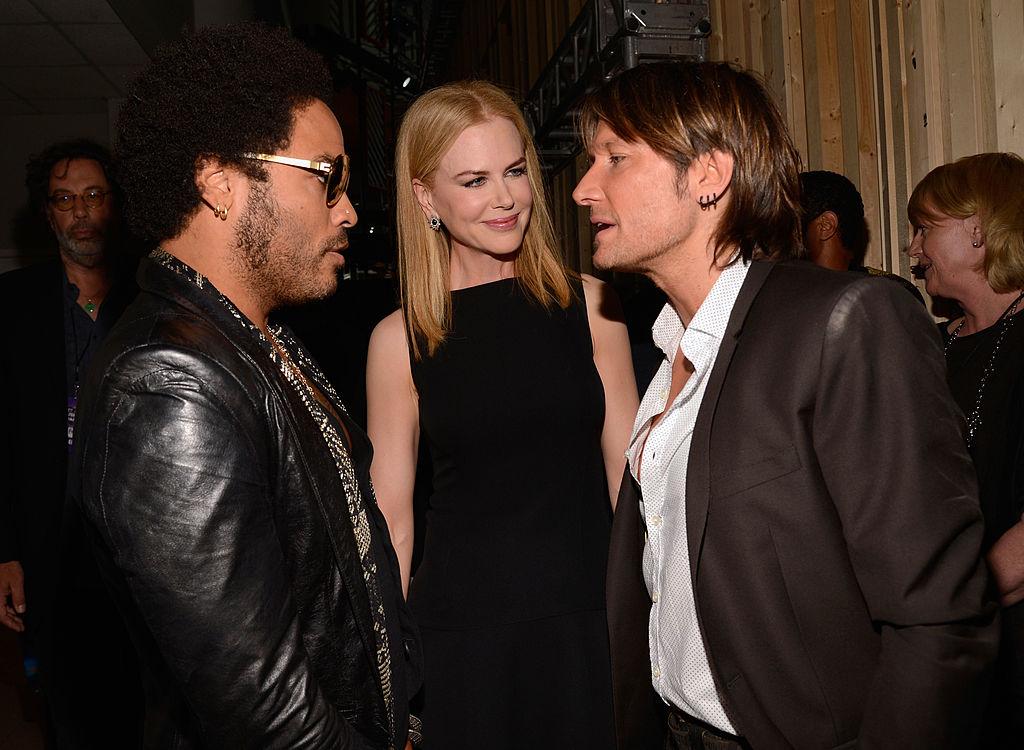 Nicole Kidman Admits She Barely Knew Keith Urban On: Nicole Kidman Was Secretly Engaged To Lenny Kravitz