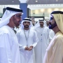 VP meets Abu Dhabi Crown Prince at IDEX 2017