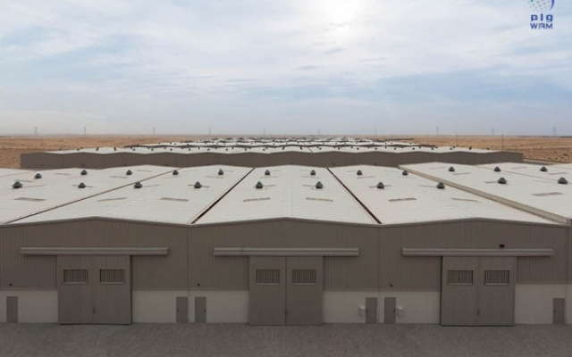 Dubai Industrial Park launches new light industrial units at Gulfood 2017