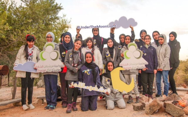 Sharjah Girl Guides raise Dh23,000 for orphans