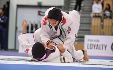 Photo: Jiu-jitsu teams to participate in closed training camp in Abu Dhabi