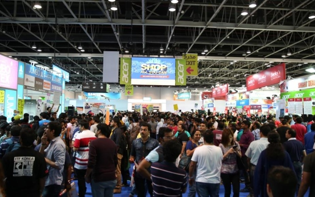 Scholarships worth Dh150k to be won at GITEX Shopper Spring 2017