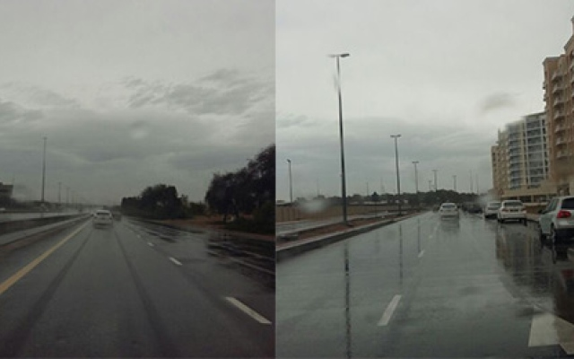 Wet weekend ahead for UAE with rain forecast