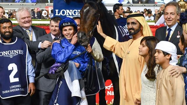 Arrogate wins 22nd Dubai World Cup