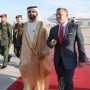 Sheikh Mohammed arrives in Amman to take part in 28th Arab Summit