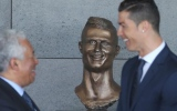 Photo: Airport renamed in Ronaldo's honour with a 'bizarre' bust