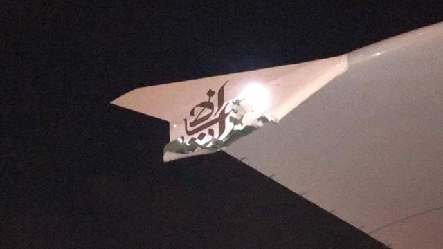 Dubai-bound Emirates aircraft 'slightly damaged' in Singapore