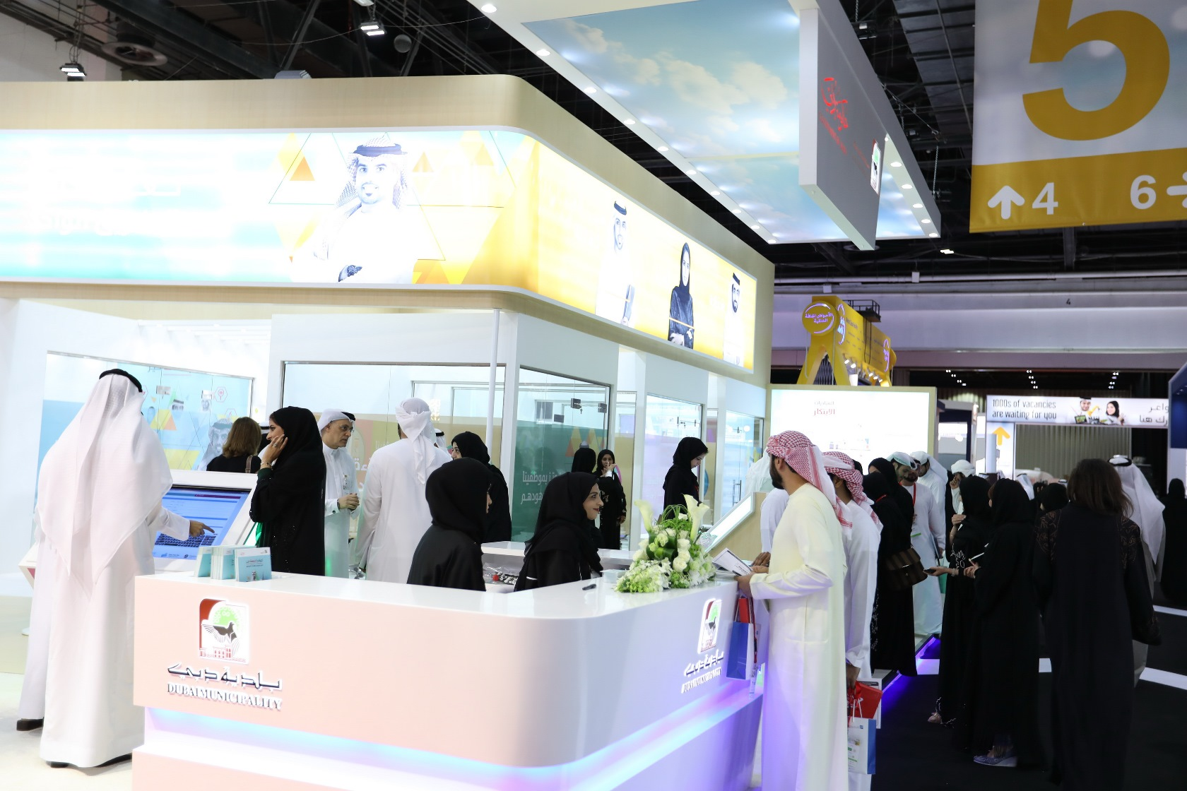 Emirati Women Were Out In Full Force At Careers UAE This Week As Exhibitors From The Countrys Largest Recruitment Fair Report That Number Of