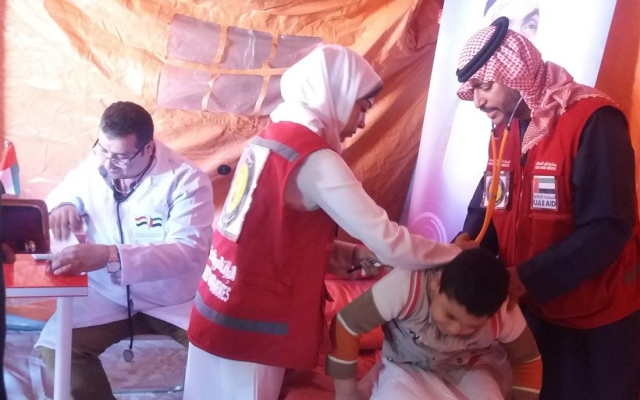 UAE's Zayed Giving Initiative provides free medical treatment for 4500 Egyptians