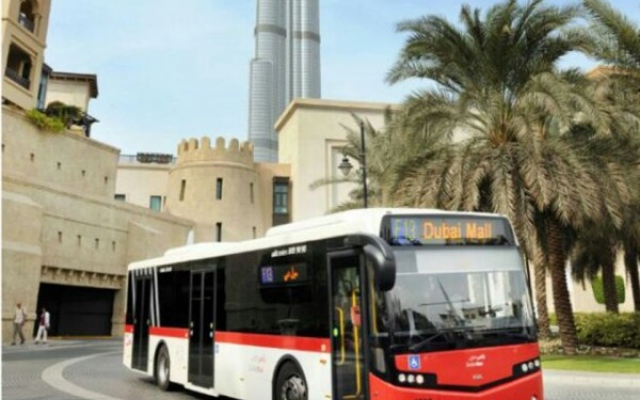 Bus compliance with timetables reached 74% in 2016: Al Tayer