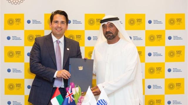 New Zealand to join Expo 2020 Dubai