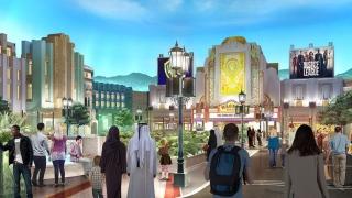 Revealed: first look of Warner Bros theme park in Abu Dhabi