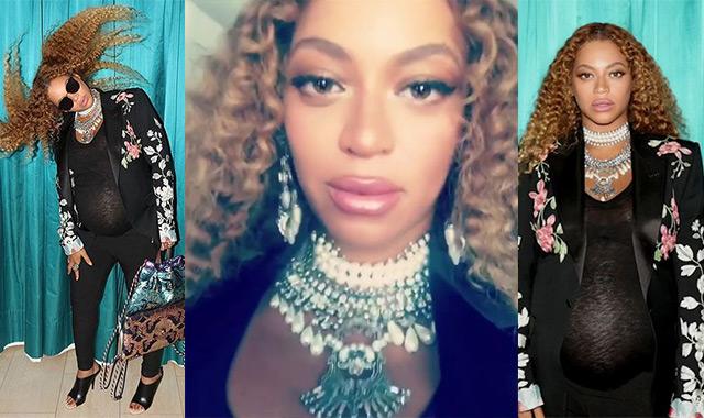 Beyonce Plans 1m Home Birth Emirates 24 7