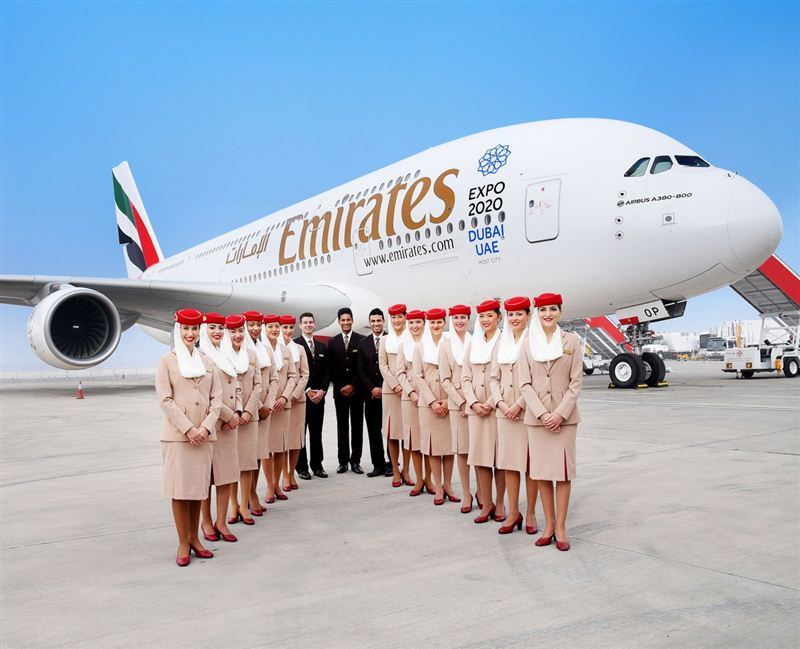 confirmar vuelo con Fly Emirates