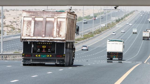 Abu Dhabi Police ban heavy vehicles on roads during Ramadan at peak hours