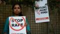 الصورة: Five charity workers gang-raped in India