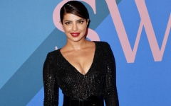 Photo: Priyanka Chopra on women's rights at Davos!