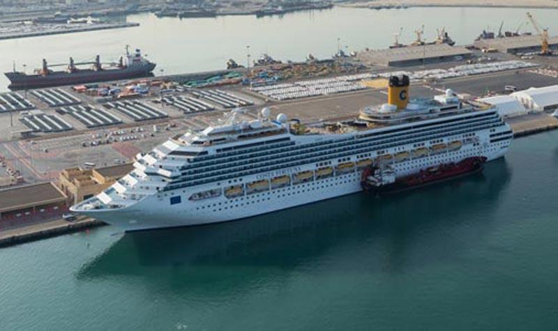 Record Breaking Year For Abu Dhabi Ports Cruise Terminal