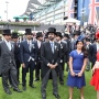 UAE VP witnesses Godolphin's big wins on third day of Royal Ascot festival