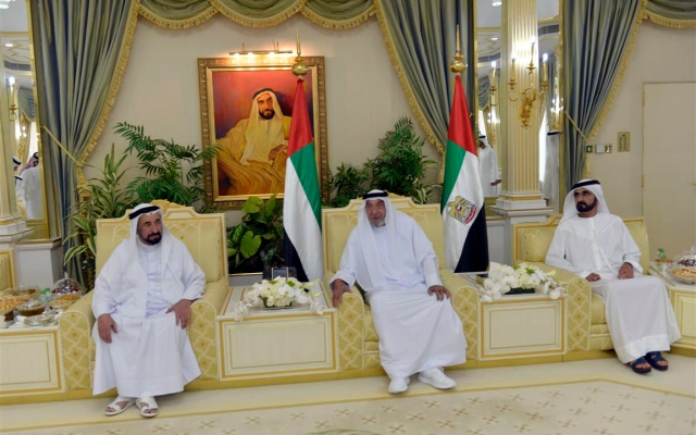 President receives Eid Al Fitr greeting from Rulers of Emirates, Crown Princes and Deputy Rulers