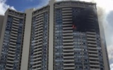Photo: Fire department IDs unit where Honolulu high-rise fire began