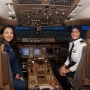 Emirates highlights female role models in aviation with simulator challenge