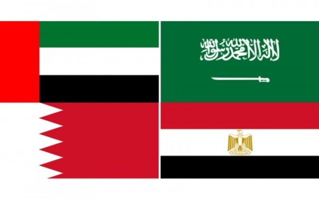 Statement by Saudi Arabia, Egypt, UAE, and Bahrain relating to new terror designations