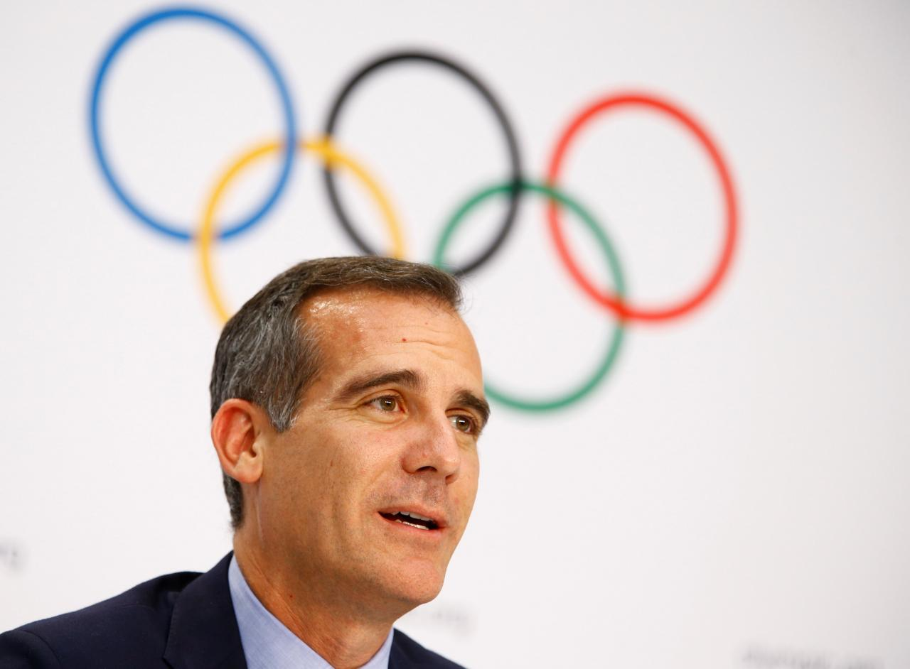 Paris 2024 Olympics nearly assured as Los Angeles agrees to