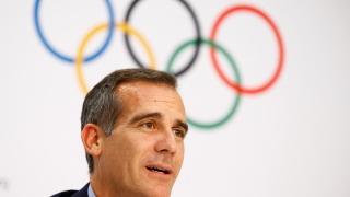 الصورة: Paris 2024 Olympics nearly assured as Los Angeles agrees to 2028 Games