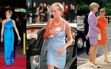 Photo: Diana: fashionista who shook up the royal dress code