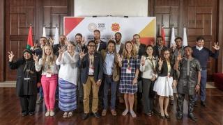 18 social entrepreneurs vie for Expo Live funds
