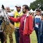Mohammed bin Rashid attends endurance race in Euston Park, UK