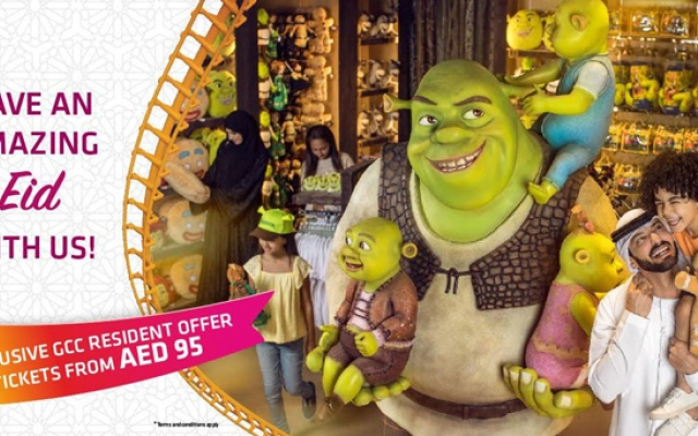 Dubai Parks and Resorts unveils its new season line up