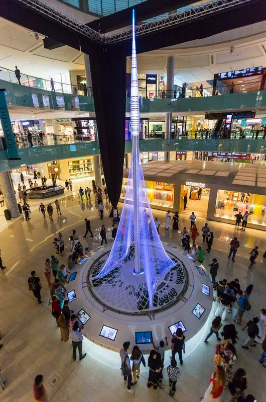Navigating The Dubai Mall Is Now Easier Than Ever