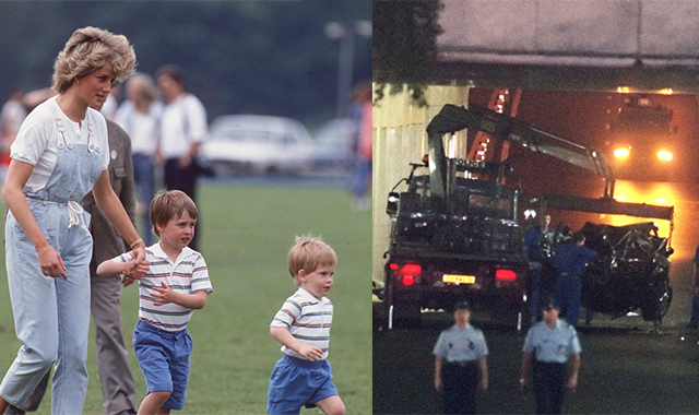 Photo: Prince William: 'Princess Diana's death was a pain like no other'