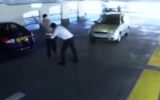 Photo: Car park prang turns into massive Knock Out