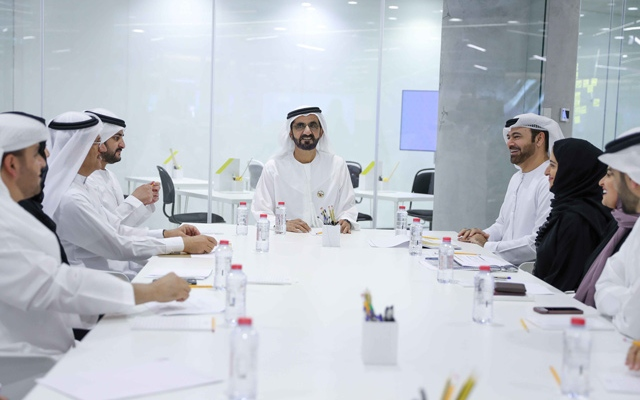 Sheikh Mohammed launches new initiatives, five sustainable policies at Year of Giving Higher Committee Meeting