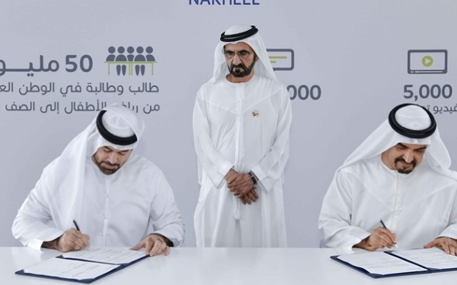 Sheikh Mohammed launches Arab e-platform for innovation tools