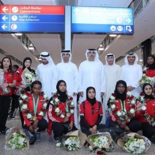 الصورة: UAE athletes win 16 medals at 5th Asian Indoor and Martial Arts Games